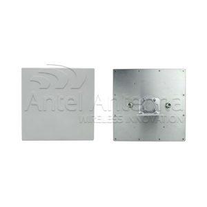 Flat Panel Antenna 220x220x25 2 conn