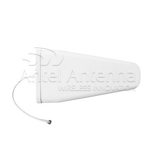 Log Periodic Antenna 400 x 210 x 64 mm 1 conn x 2