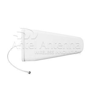 Log Periodic Antenna 400 x 210 x 64 mm 1 conn x 2