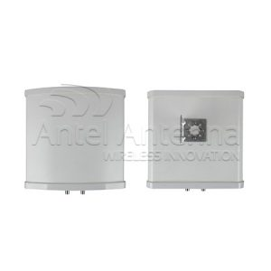 Sector Antenna 330x330x130 2 conn