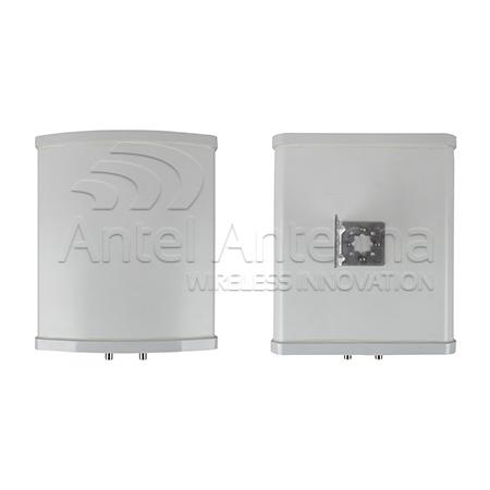 Sector Antenna 400x330x130 2 conn