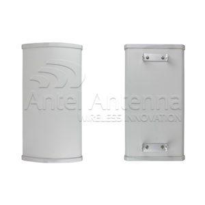 Sector Antenna 650x330x130mm 1 conn