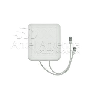 Wall Mount Antenna 170x150x50 2 conn