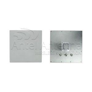Flat Panel 190x190x25 3 conn
