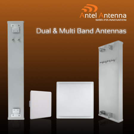 Dual & Multi Band Antennas