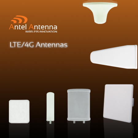 LTE/4G Antennas