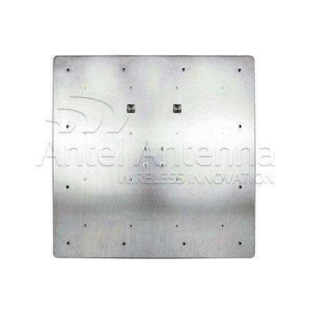 Flat Panel 450x450x40 back 2 conn