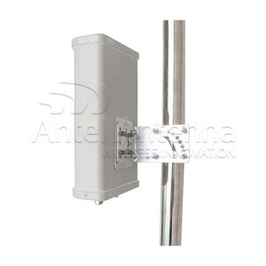 Sector Antenna 350x168x80 2 conn