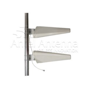 Log Periodic Antenna 450 x 210 x 65 mm 1 conn x 2