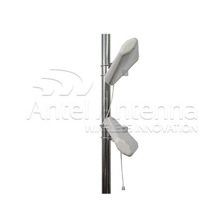 Log Periodic Antenna 450 x 210 x 65 mm 1 conn x 2