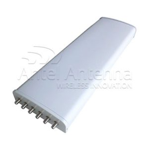 Sector Antenna 710x280x80 6 conn