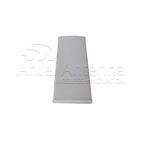 TV White Space Antenna 450x410x130 2 conn