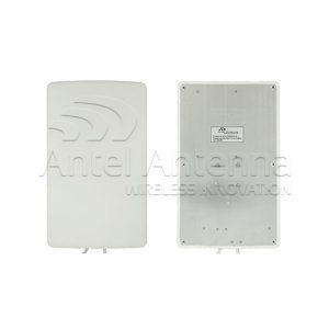 Flat Panel Antenna 295x180x72mm 2 conn