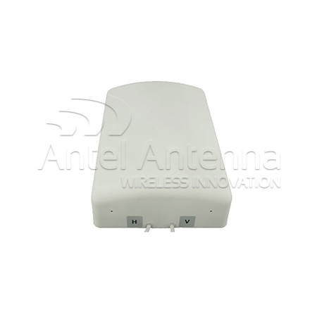 Flat Panel Antenna 295x180x72mm 2 conn