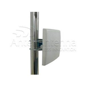 Flat Panel 190x190x25 2 conn