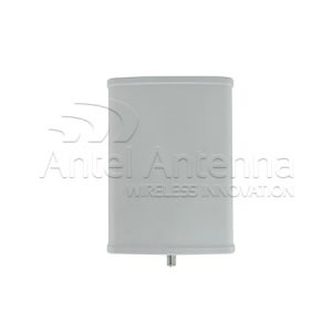 Sector Antenna 250x160x80 front 1 conn