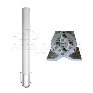 Omni Antenna 4 connectors